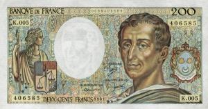 francuske novčanice